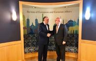 """Mammadyarov meets with Philip Reeker <span class=""""color_red"""">[PHOTO]</span>"""