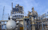 Baku Oil Refinery resumes work after repair