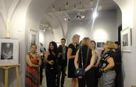 "Black &amp; white photography exhibition opens in Baku <span class=""color_red"">[PHOTO]</span>"
