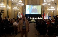 Azerbaijan voices its vision of developing intercivilizational dialogue in Vienna