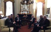 Azerbaijani, Armenian FMs meet in Washington