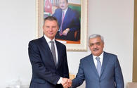 Energy named priority in Azerbaijan-Ukraine co-op