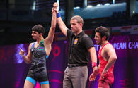 Freestyle wrestlers become second at Cadet European Championships