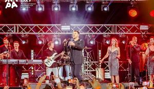 """Zhara Festival pre-party held on Caspian coast <span class=""""color_red"""">[PHOTO]</span>"""