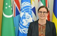 New UNICEF representative accredited in Turkmenistan