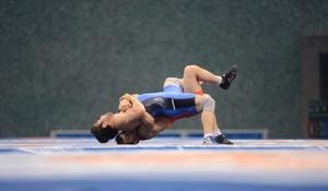 Another Azerbaijani wrestler reaches 1/4 finals at 2nd European Games