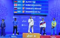Country gains another gold at 2nd European Games