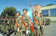 "Azerbaijani servicemen to take part in military parade in Belarus <span class=""color_red"">[PHOTO]</span>"