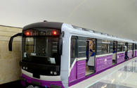 Revenues of Baku Metro from passenger transportation up by over 20%