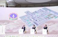 "World's first plant to manufacture synthetic fuel from gas opens in Turkmenistan <span class=""color_red"">[PHOTO]</span>"