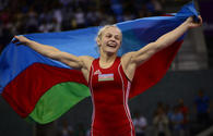 Azerbaijan's Mariya Stadnik grabs gold at 2nd European Games in Minsk
