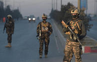 8 security personnel killed by Taliban attack in W. Afghanistan