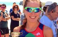 National triathlete wins Asian Cup