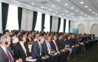 EBRD president discusses private sector development in Tajikistan