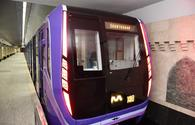 Baku Metro launches 10 new railroad cars