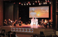 "Play dedicated to Nasimi staged within Silk Road Int'l Music Festival <span class=""color_red"">[PHOTO]</span>"
