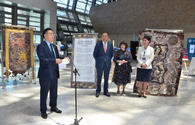"Kyrgyz cultural heritage showcased in Baku <span class=""color_red"">[PHOTO]</span>"