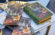 "Book about dolma enters world Top 3 culinary books <span class=""color_red"">[PHOTO]</span>"