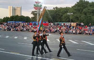 "Azerbaijani servicemen take part in military parade in Belarus <span class=""color_red"">[PHOTO]</span>"