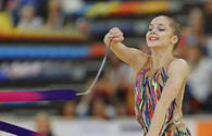 National gymnast grabs three gold medals in Bulgaria