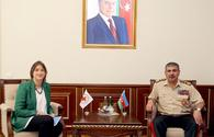 Defense Ministry, ICRC discuss cooperation prospects