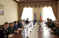 """General Wolters: NATO supports territorial integrity of Azerbaijan <span class=""""color_red"""">[PHOTO/VIDEO]</span>"""