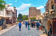Azerbaijan's tourist inflow up