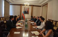 Azerbaijani FM meets with Council of Europe Commissioner for Human Rights