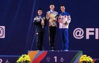 National gymnast grabs silver at Universiade