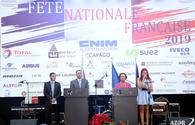 """France celebrates National Day in Baku <span class=""""color_red"""">[PHOTO]</span>"""