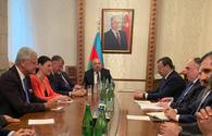 "Azerbaijani FM: Nagorno-Karabakh conflict resolution to positively affect Armenians <span class=""color_red"">[PHOTO]</span>"