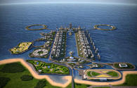 Feasibility study to be prepared for New City (former Khazar Islands) project in Azerbaijan