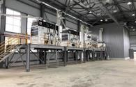 Grain processing plant commissioned in Azerbaijan's Khachmaz region