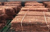 Iran increases revenue from copper sales