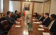 Azerbaijani FM receives newly appointed ambassador of China to Azerbaijan