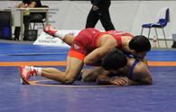 Azerbaijani wrestler wins first gold medal of XV Summer European Youth Olympic Festival