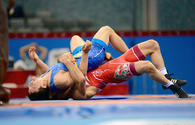 Wrestler Hagverdiyev bags Azerbaijan's second gold at EYOF 2019
