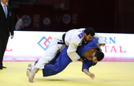 National judokas win 2 golds in Prague