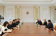 "President Aliyev receives delegation of Communist Party of China <span class=""color_red"">[UPDATE]</span>"