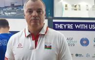 Azerbaijani gymnastics coach at EYOF Baku 2019: We'll try to win medals