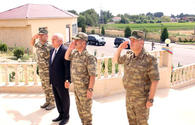 "Azerbaijani defense minister attends opening ceremony of new military facility <span class=""color_red"">[PHOTO]</span>"