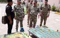 """Inspection of military units of Azerbaijani army continues <span class=""""color_red"""">[PHOTO/VIDEO]</span>"""