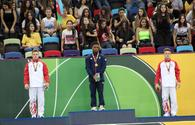 "Winners in vault and balance beam exercises awarded at EYOF Baku 2019 <span class=""color_red"">[PHOTO]</span>"