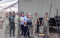 Relatives of Azerbaijani military pilot informed about measures undertaken up to now