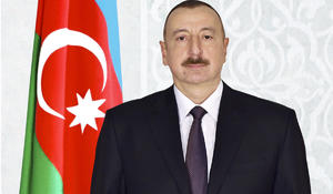 President Aliyev congratulates oil industry workers of Azerbaijan on the occasion of 25th anniversary of Contract of the Century and Oil Workers Day