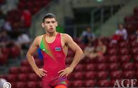 "Azerbaijani wrestler becomes world champion <span class=""color_red"">[PHOTO]</span>"