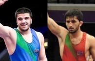 National wrestlers grab 6 medals