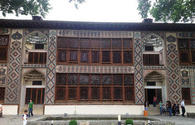 Tourists may enter Azerbaijan's Sheki Khans' Palace after restoration work