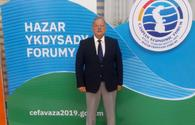 "Head of Baku Network taking part in 1st Caspian Economic Forum in Turkmenistan <span class=""color_red"">[PHOTO]</span>"