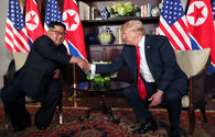 Trump says Kim ready to start negotiations as soon as US-South Korea drills over